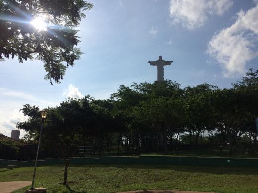 Passeio no Parque do Cristo