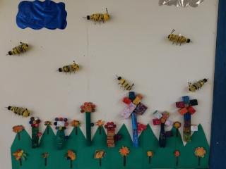 Projeto A vida das abelhas