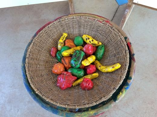 Projeto Frutas e sabores