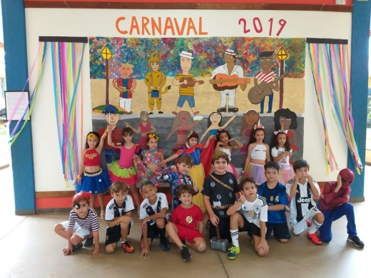 Carnaval 2019 - Ensino Fundamental l e ll.