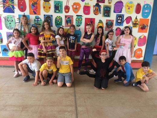 Carnaval 2020- Ensino Fundamental l e ll
