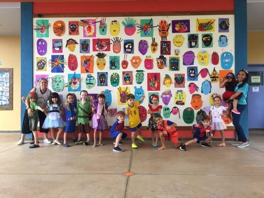 Carnaval 2020- Educação Infantil
